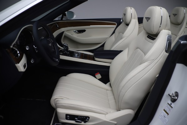 New 2020 Bentley Continental GTC V8 for sale Sold at Bentley Greenwich in Greenwich CT 06830 24