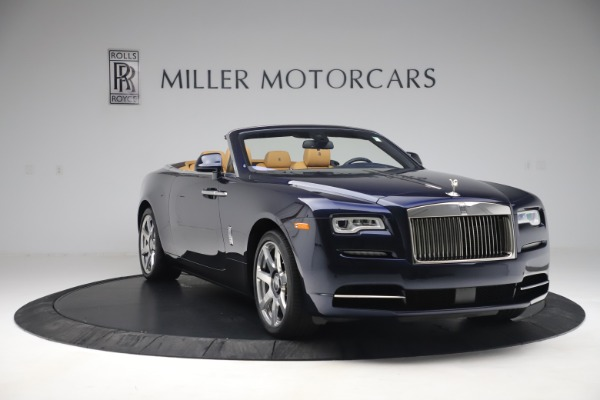 Used 2017 Rolls-Royce Dawn for sale $265,900 at Bentley Greenwich in Greenwich CT 06830 12