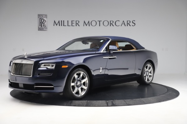 Used 2017 Rolls-Royce Dawn for sale $265,900 at Bentley Greenwich in Greenwich CT 06830 13