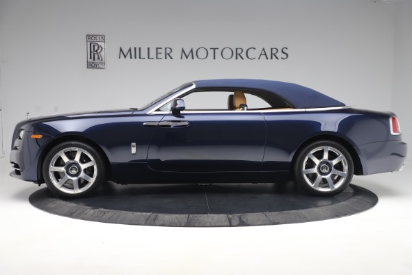 Used 2017 Rolls-Royce Dawn for sale $265,900 at Bentley Greenwich in Greenwich CT 06830 14