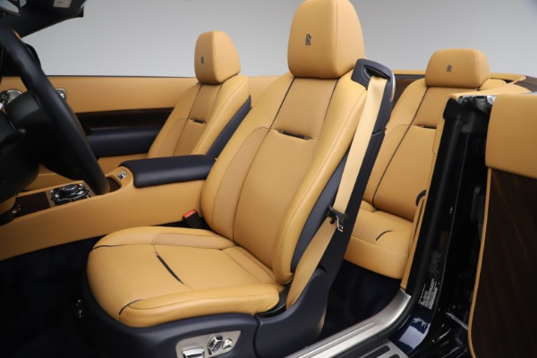 Used 2017 Rolls-Royce Dawn for sale $265,900 at Bentley Greenwich in Greenwich CT 06830 19