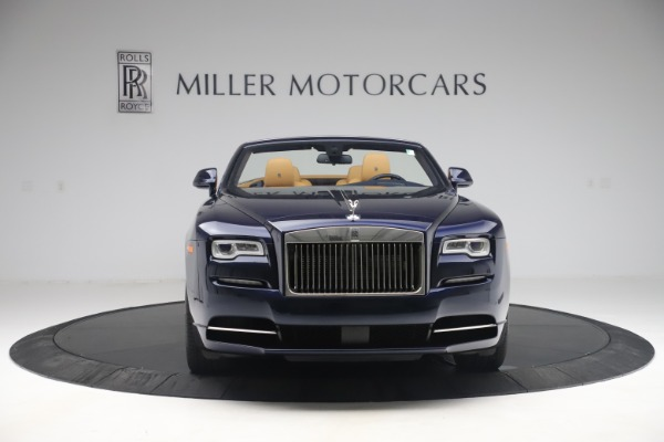 Used 2017 Rolls-Royce Dawn for sale $265,900 at Bentley Greenwich in Greenwich CT 06830 2