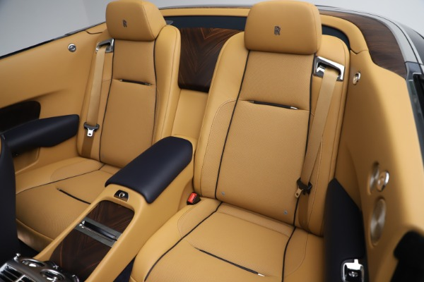 Used 2017 Rolls-Royce Dawn for sale $265,900 at Bentley Greenwich in Greenwich CT 06830 21