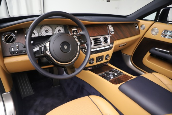 Used 2017 Rolls-Royce Dawn for sale Sold at Bentley Greenwich in Greenwich CT 06830 22