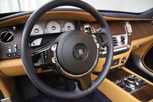 Used 2017 Rolls-Royce Dawn for sale $265,900 at Bentley Greenwich in Greenwich CT 06830 23
