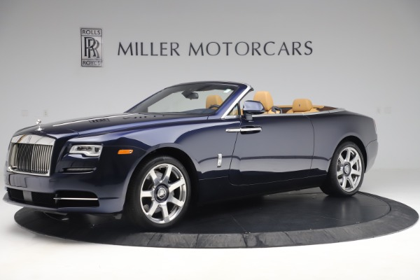 Used 2017 Rolls-Royce Dawn for sale $265,900 at Bentley Greenwich in Greenwich CT 06830 3