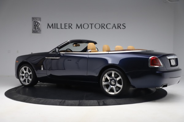 Used 2017 Rolls-Royce Dawn for sale Sold at Bentley Greenwich in Greenwich CT 06830 5
