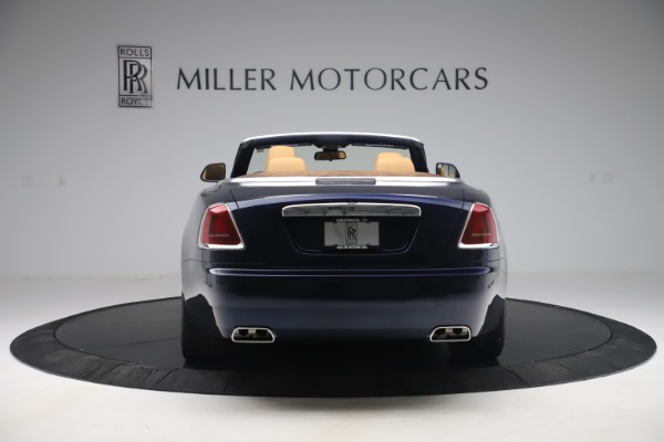 Used 2017 Rolls-Royce Dawn for sale Sold at Bentley Greenwich in Greenwich CT 06830 7