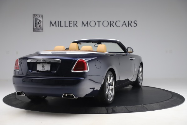 Used 2017 Rolls-Royce Dawn for sale $265,900 at Bentley Greenwich in Greenwich CT 06830 8