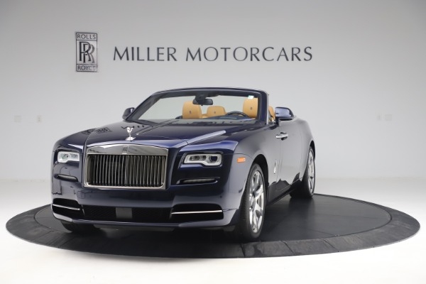 Used 2017 Rolls-Royce Dawn for sale $265,900 at Bentley Greenwich in Greenwich CT 06830 1