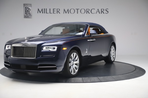 Used 2017 Rolls-Royce Dawn for sale $248,900 at Bentley Greenwich in Greenwich CT 06830 11