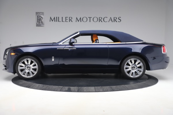 Used 2017 Rolls-Royce Dawn for sale $248,900 at Bentley Greenwich in Greenwich CT 06830 12