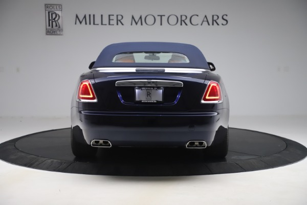 Used 2017 Rolls-Royce Dawn for sale $248,900 at Bentley Greenwich in Greenwich CT 06830 14
