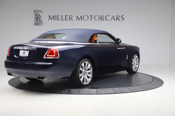 Used 2017 Rolls-Royce Dawn for sale $248,900 at Bentley Greenwich in Greenwich CT 06830 15
