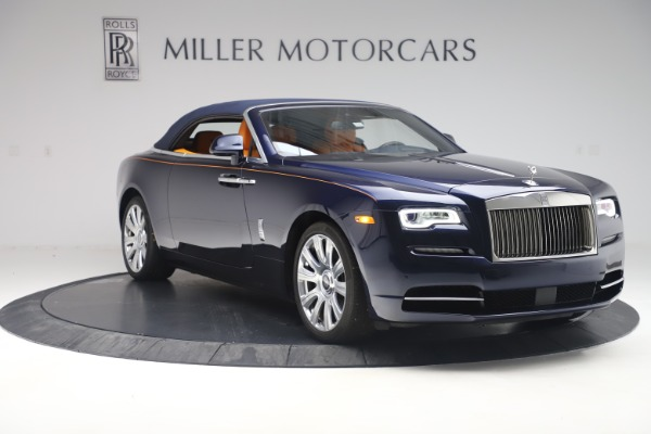 Used 2017 Rolls-Royce Dawn for sale $248,900 at Bentley Greenwich in Greenwich CT 06830 17