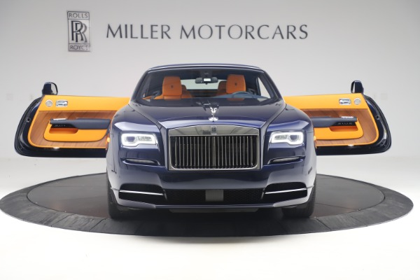 Used 2017 Rolls-Royce Dawn for sale $248,900 at Bentley Greenwich in Greenwich CT 06830 18