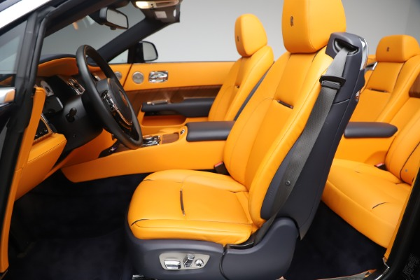 Used 2017 Rolls-Royce Dawn for sale $248,900 at Bentley Greenwich in Greenwich CT 06830 19