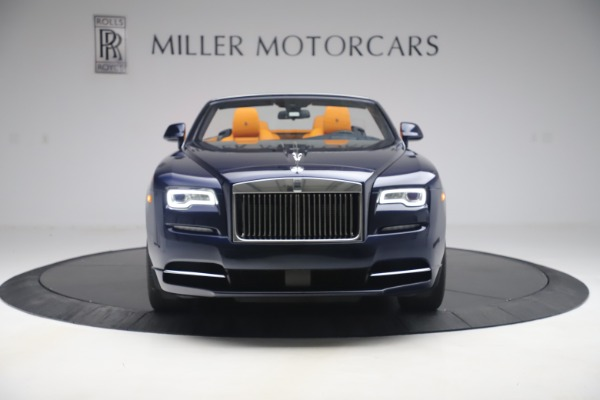 Used 2017 Rolls-Royce Dawn for sale $248,900 at Bentley Greenwich in Greenwich CT 06830 2
