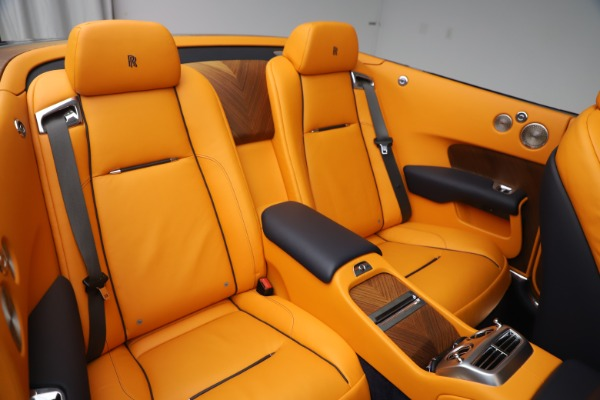 Used 2017 Rolls-Royce Dawn for sale $248,900 at Bentley Greenwich in Greenwich CT 06830 22