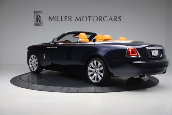 Used 2017 Rolls-Royce Dawn for sale $248,900 at Bentley Greenwich in Greenwich CT 06830 4