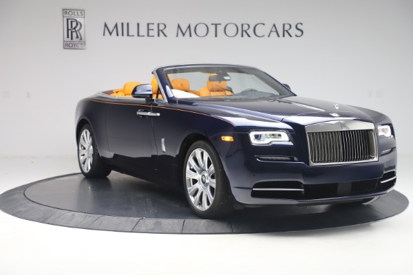 Used 2017 Rolls-Royce Dawn for sale $248,900 at Bentley Greenwich in Greenwich CT 06830 8
