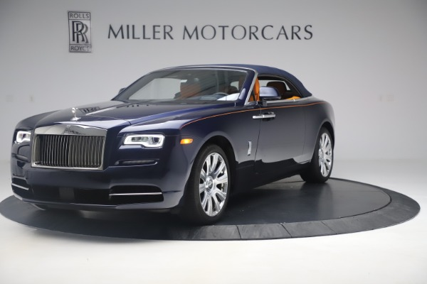 Used 2017 Rolls-Royce Dawn for sale $248,900 at Bentley Greenwich in Greenwich CT 06830 9