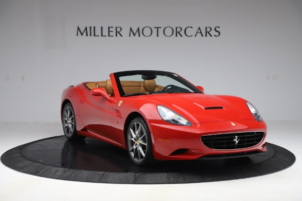 Used 2013 Ferrari California 30 for sale $112,900 at Bentley Greenwich in Greenwich CT 06830 11