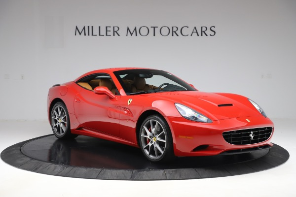 Used 2013 Ferrari California 30 for sale $112,900 at Bentley Greenwich in Greenwich CT 06830 18