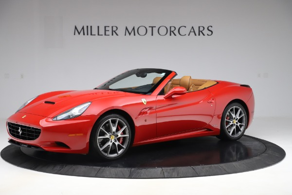 Used 2013 Ferrari California 30 for sale $112,900 at Bentley Greenwich in Greenwich CT 06830 2