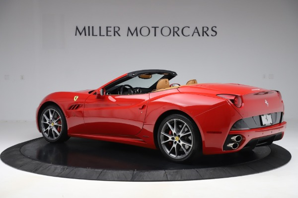 Used 2013 Ferrari California 30 for sale $112,900 at Bentley Greenwich in Greenwich CT 06830 4