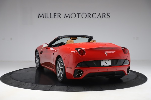 Used 2013 Ferrari California 30 for sale $112,900 at Bentley Greenwich in Greenwich CT 06830 5