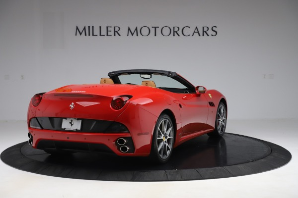 Used 2013 Ferrari California 30 for sale $112,900 at Bentley Greenwich in Greenwich CT 06830 7