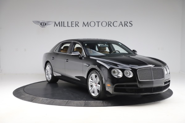 Used 2016 Bentley Flying Spur V8 for sale $116,900 at Bentley Greenwich in Greenwich CT 06830 11