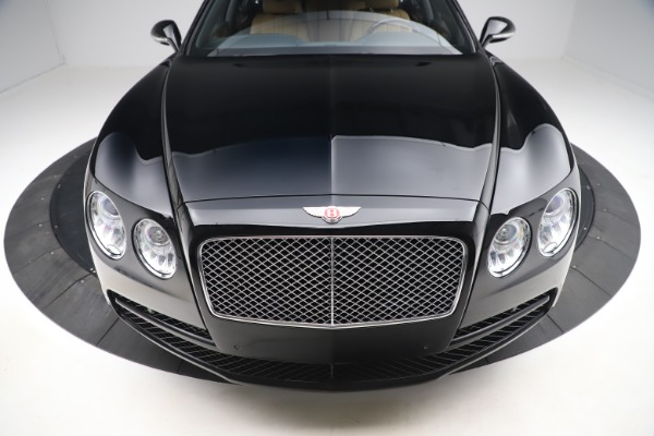 Used 2016 Bentley Flying Spur V8 for sale $116,900 at Bentley Greenwich in Greenwich CT 06830 13