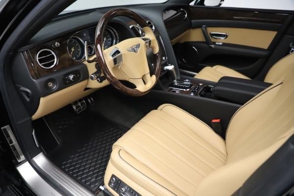 Used 2016 Bentley Flying Spur V8 for sale $116,900 at Bentley Greenwich in Greenwich CT 06830 18
