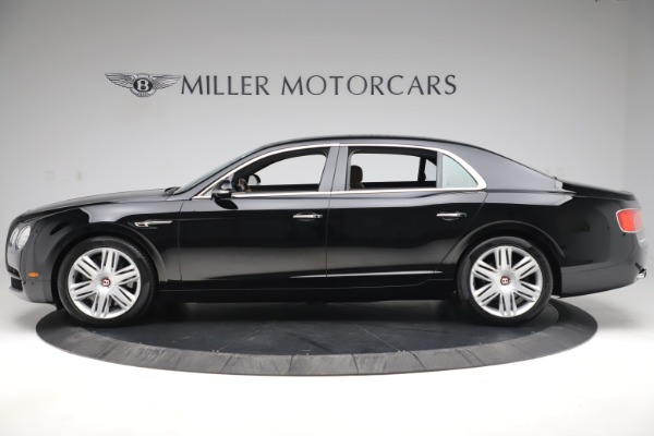 Used 2016 Bentley Flying Spur V8 for sale $116,900 at Bentley Greenwich in Greenwich CT 06830 3