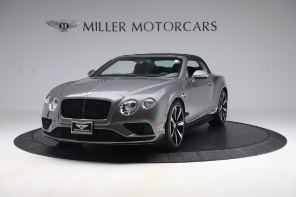 Used 2016 Bentley Continental GTC V8 S for sale $139,900 at Bentley Greenwich in Greenwich CT 06830 13
