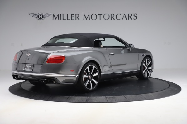 Used 2016 Bentley Continental GTC V8 S for sale $139,900 at Bentley Greenwich in Greenwich CT 06830 16