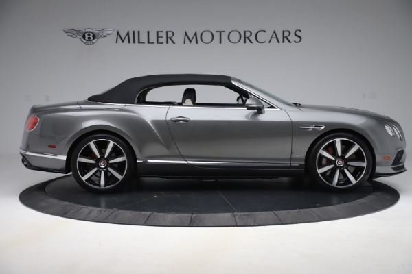 Used 2016 Bentley Continental GTC V8 S for sale $135,900 at Bentley Greenwich in Greenwich CT 06830 17
