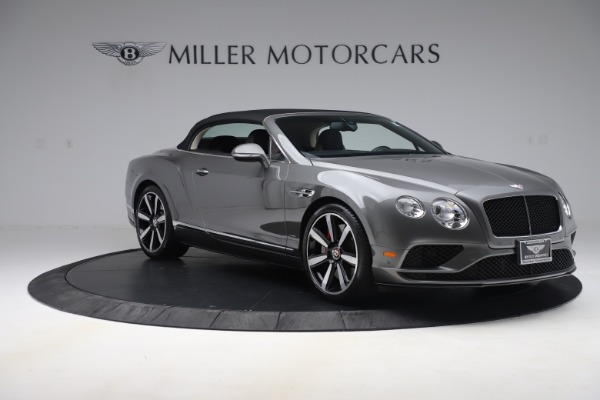 Used 2016 Bentley Continental GTC V8 S for sale $139,900 at Bentley Greenwich in Greenwich CT 06830 18