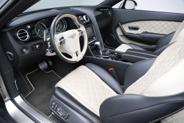 Used 2016 Bentley Continental GTC V8 S for sale $135,900 at Bentley Greenwich in Greenwich CT 06830 23