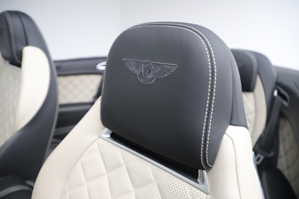 Used 2016 Bentley Continental GTC V8 S for sale $139,900 at Bentley Greenwich in Greenwich CT 06830 26