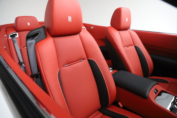 Used 2020 Rolls-Royce Dawn for sale $359,900 at Bentley Greenwich in Greenwich CT 06830 27