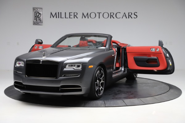 New 2020 Rolls-Royce Dawn Black Badge for sale $477,975 at Bentley Greenwich in Greenwich CT 06830 15