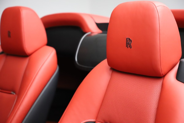 New 2020 Rolls-Royce Dawn Black Badge for sale $477,975 at Bentley Greenwich in Greenwich CT 06830 24