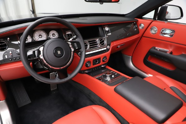 New 2020 Rolls-Royce Dawn Black Badge for sale $477,975 at Bentley Greenwich in Greenwich CT 06830 25