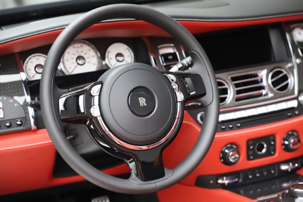 New 2020 Rolls-Royce Dawn Black Badge for sale $477,975 at Bentley Greenwich in Greenwich CT 06830 26