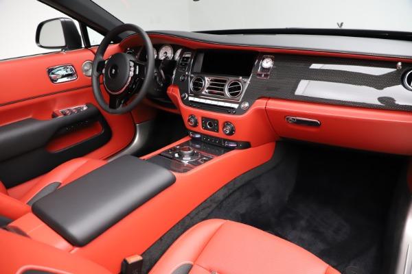 New 2020 Rolls-Royce Dawn Black Badge for sale $477,975 at Bentley Greenwich in Greenwich CT 06830 28