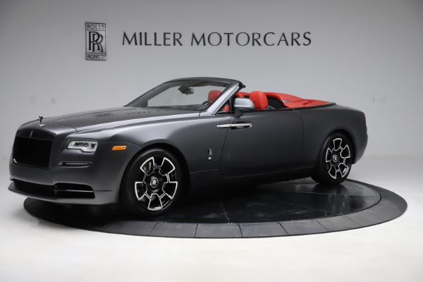 New 2020 Rolls-Royce Dawn Black Badge for sale $477,975 at Bentley Greenwich in Greenwich CT 06830 3