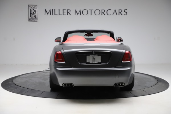 New 2020 Rolls-Royce Dawn Black Badge for sale $477,975 at Bentley Greenwich in Greenwich CT 06830 7